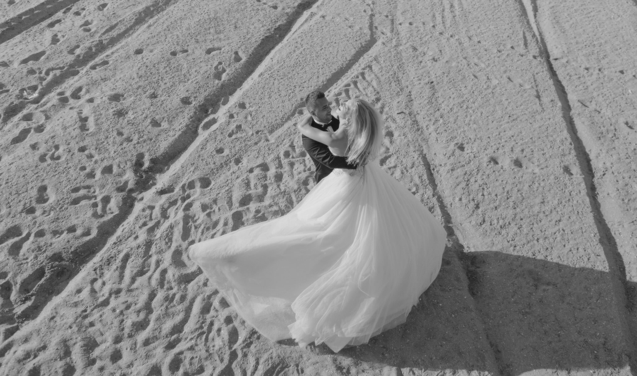 Sesiune foto Trash the dress