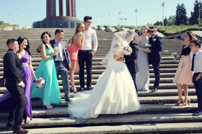 Sesiune foto in ziua nuntii, Iustin Ichim