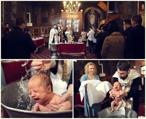 Botez, fotografii biserica