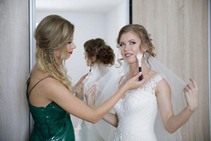 Pregatiri nunta