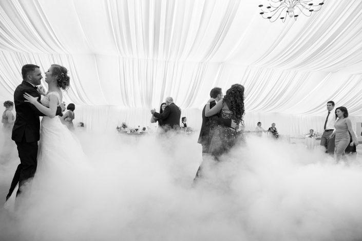 Petrecere nunta, dans