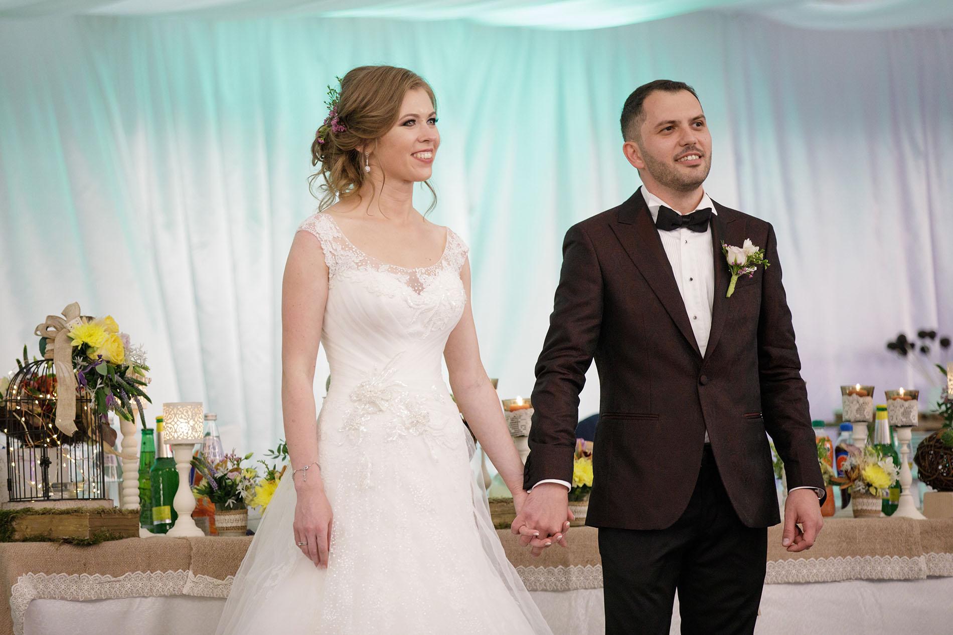 Mirii, wedding day