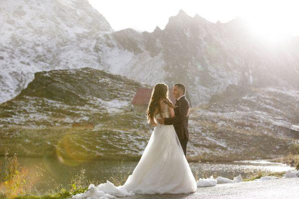 Sedinta foto dupa nunta, Trash the dress, Iustin Ichim