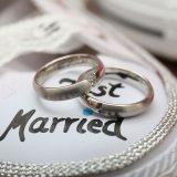 verighete, Just Married