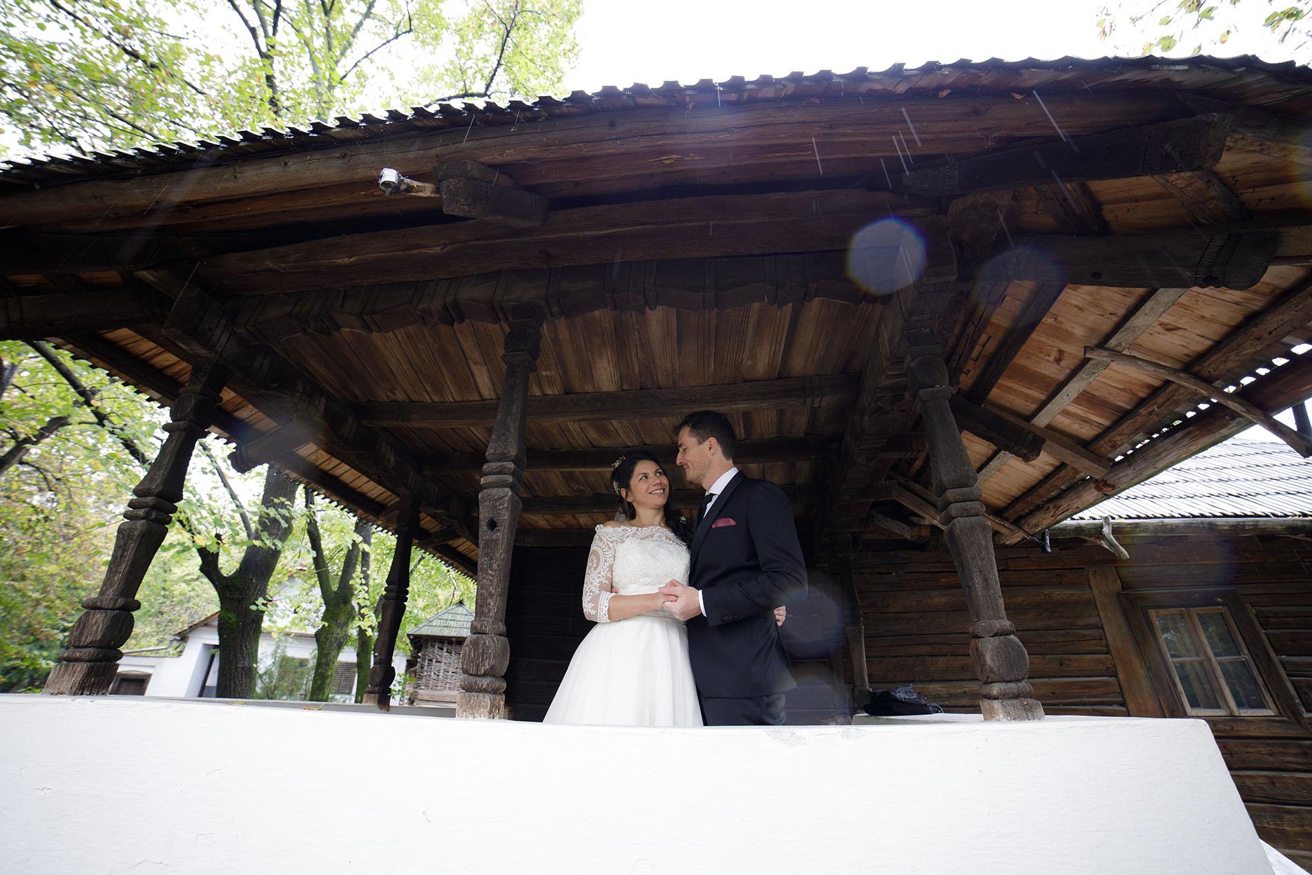 sedinta foto, nunta in ploaie