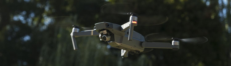 Foto, video Drona