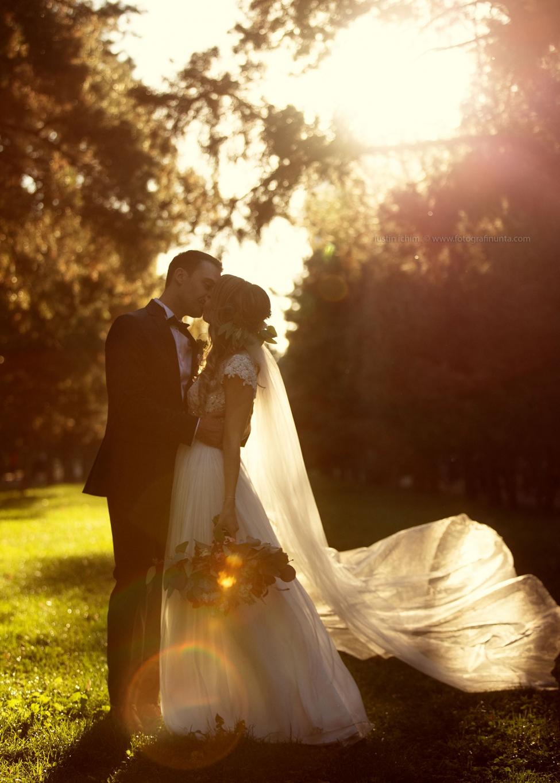 Fotograf nunta, Sedinta foto in ziua nuntii