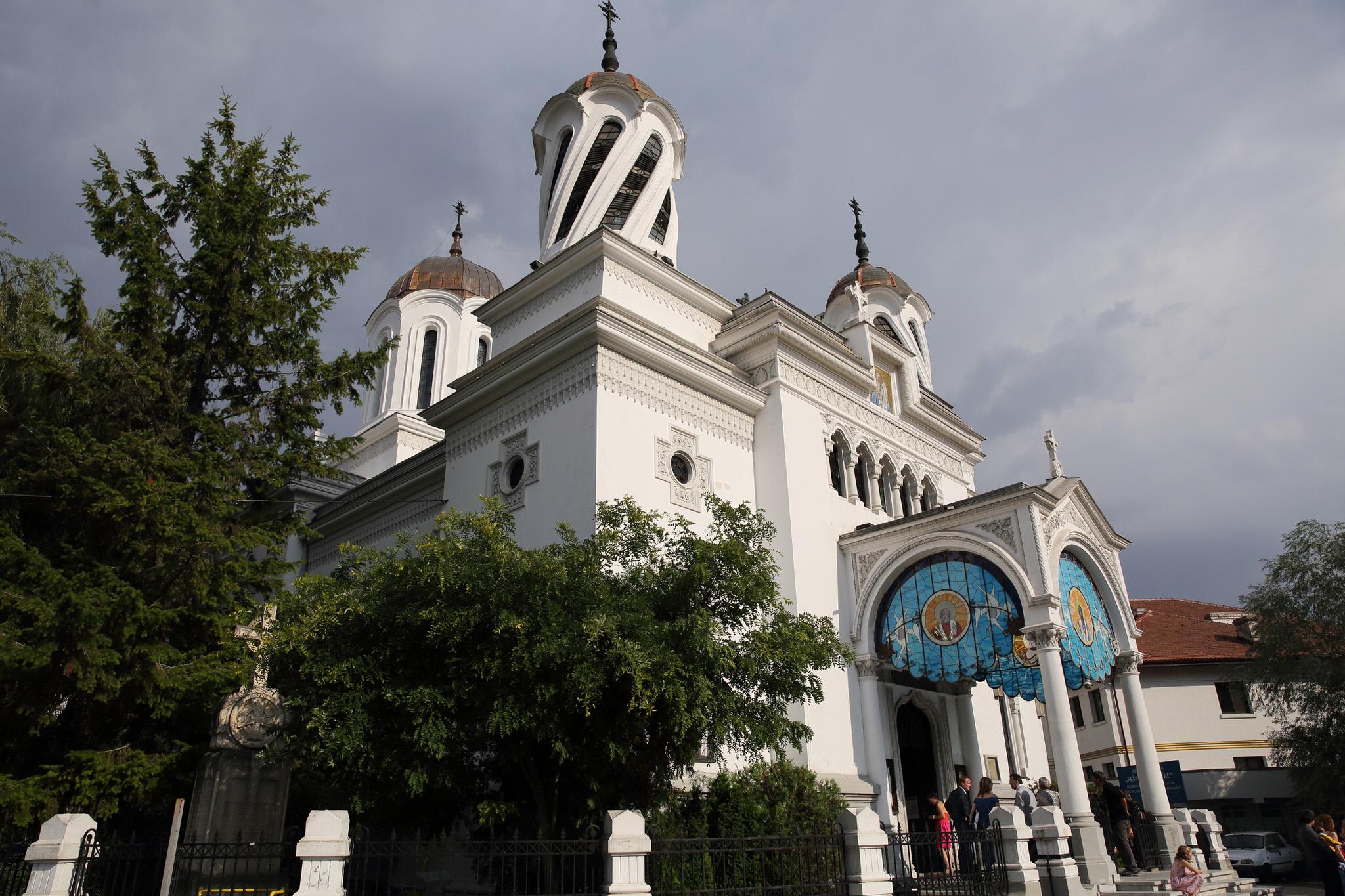 Biserica Sfântul Silvestru Bucuresti