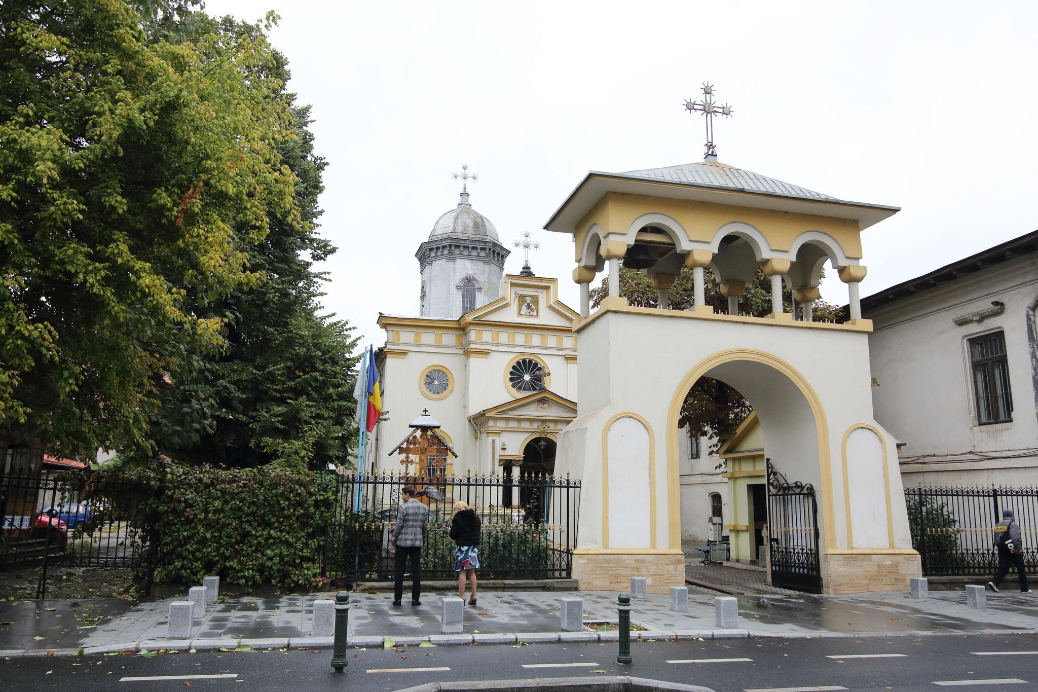 Biserica Sfantul Vasile cel Mare, Calea Victoriei