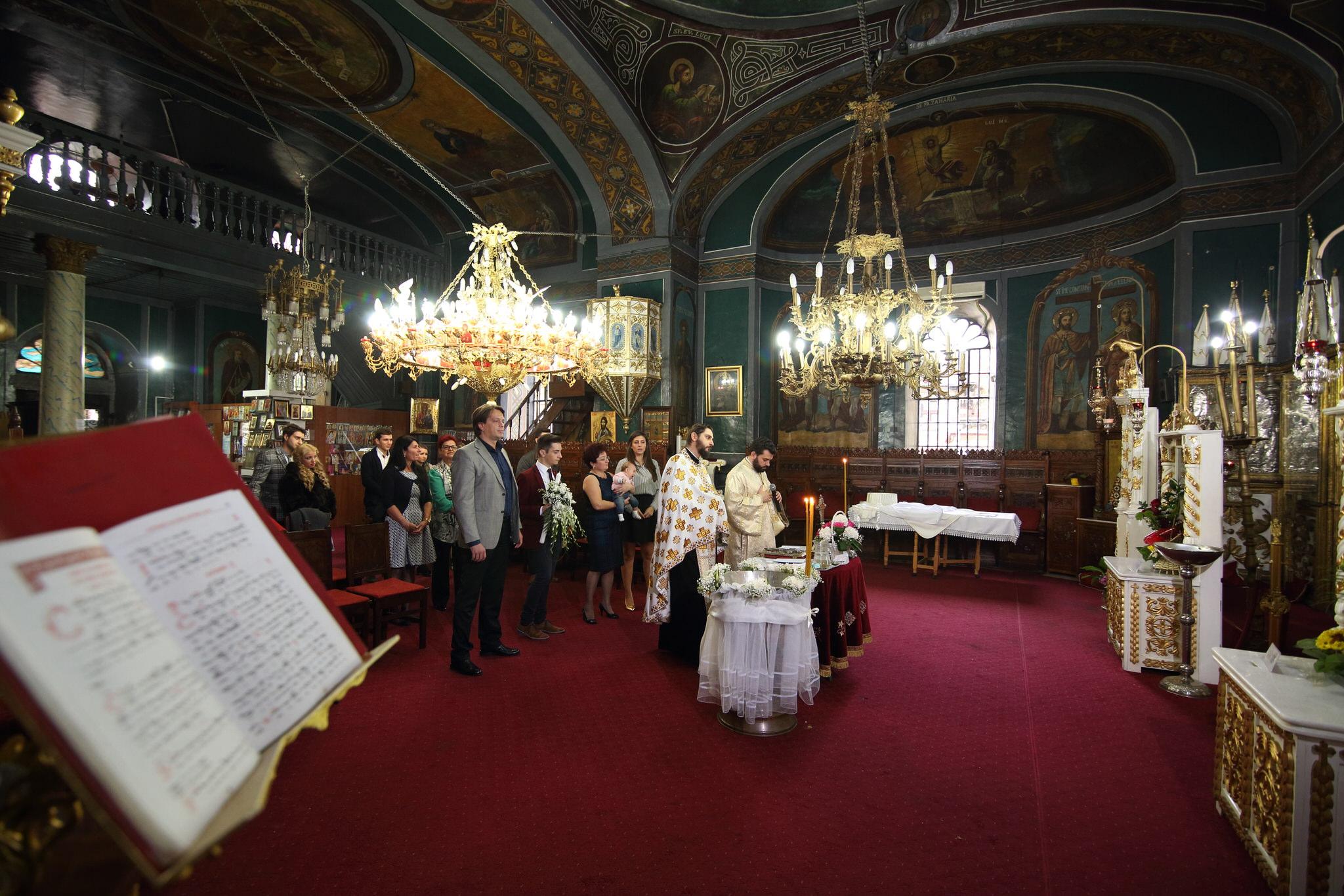 Biserica Sfantul Vasile cel Mare, Victoriei