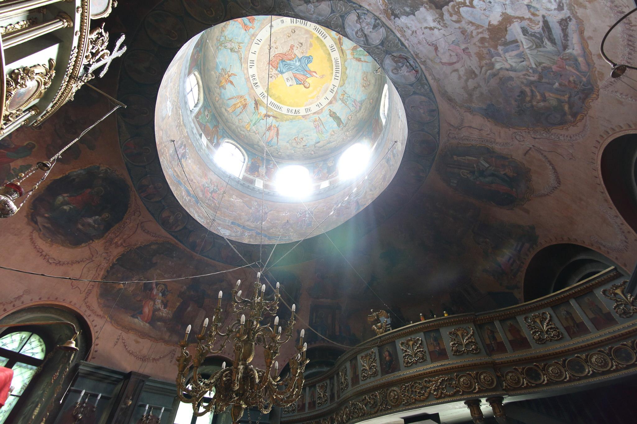 Biserica Teiul Doamnei Ghika