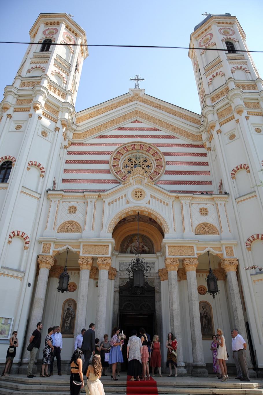 Catedrala Sf. Spiridon Nou, biserica