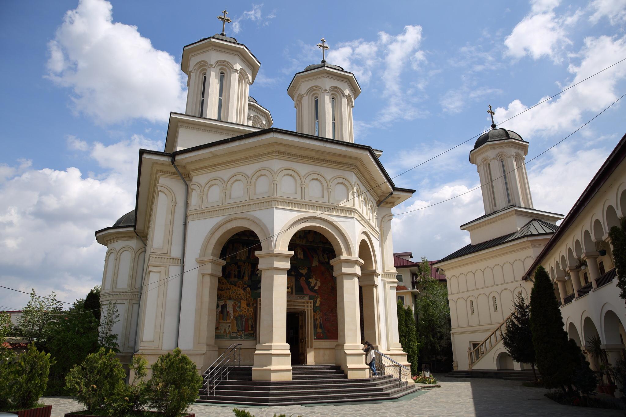 Manastirea Adormirea Maicii Domnului Bucuresti, de Stil Vechi