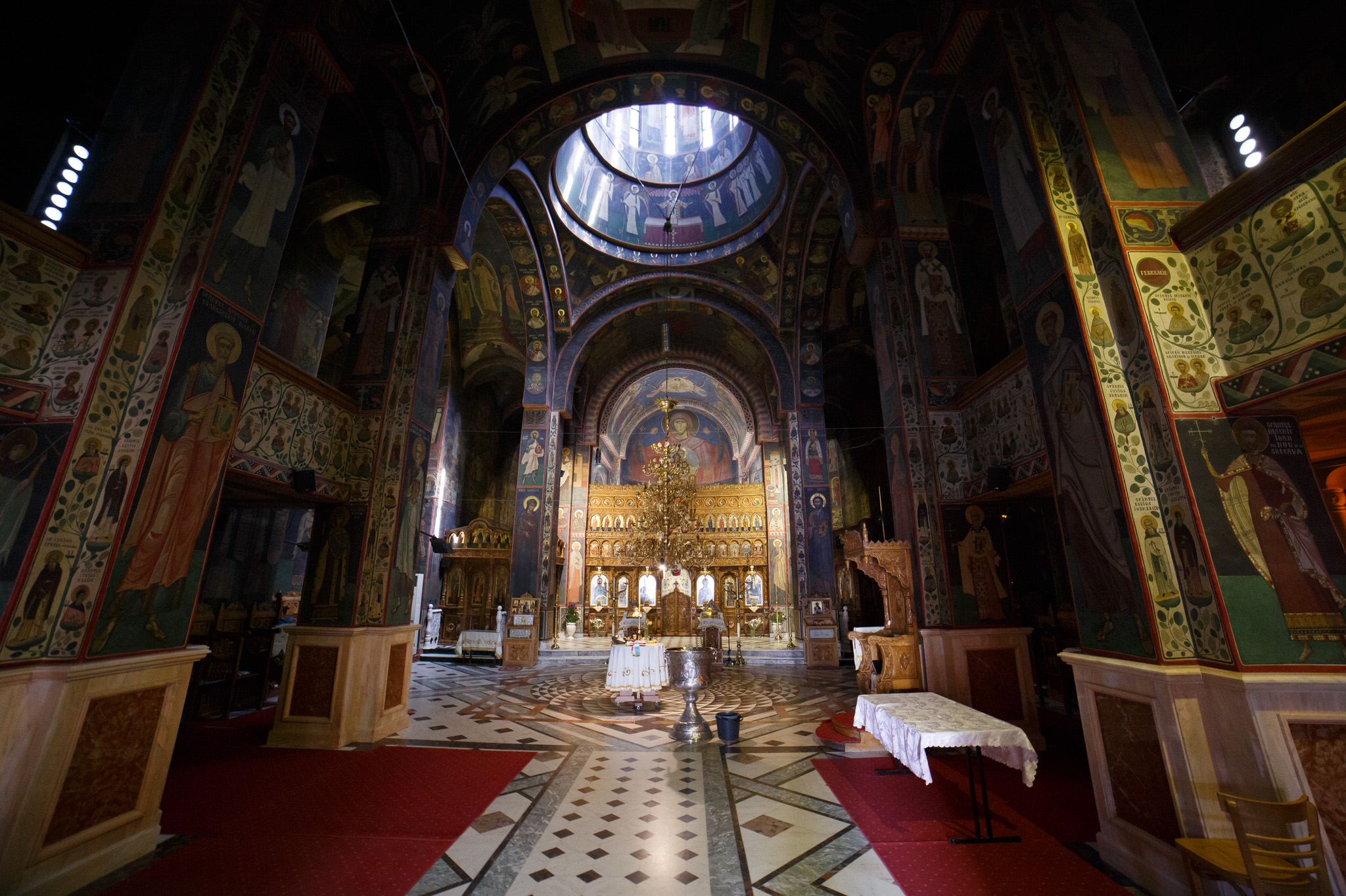Manastirea Adormirea Maicii Domnului, de Stil Vechi