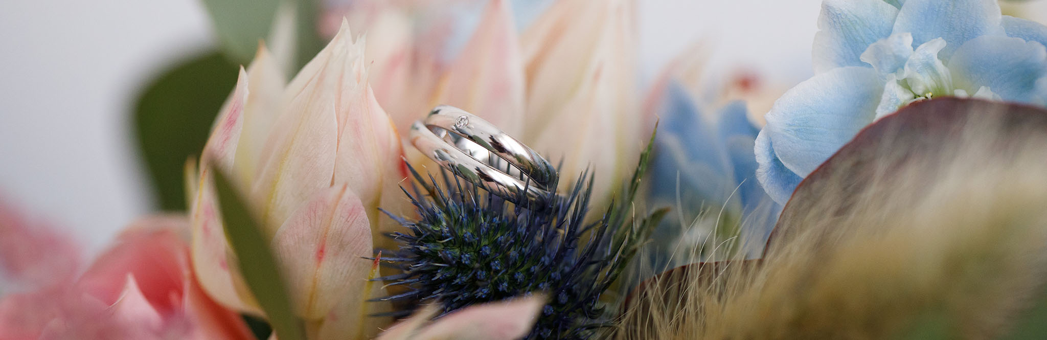Flori si verighete de nunta