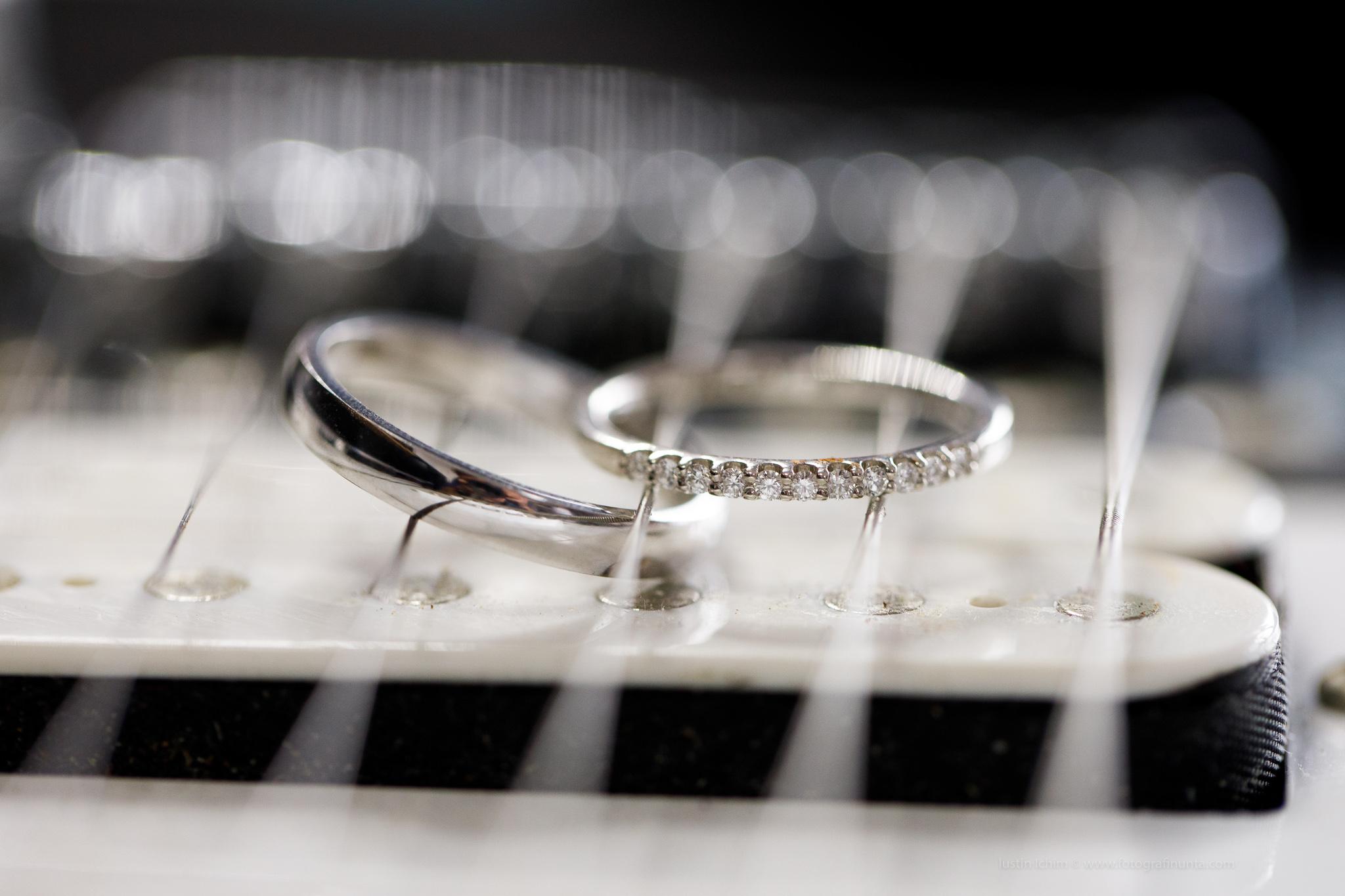Detalii nunta, verighete