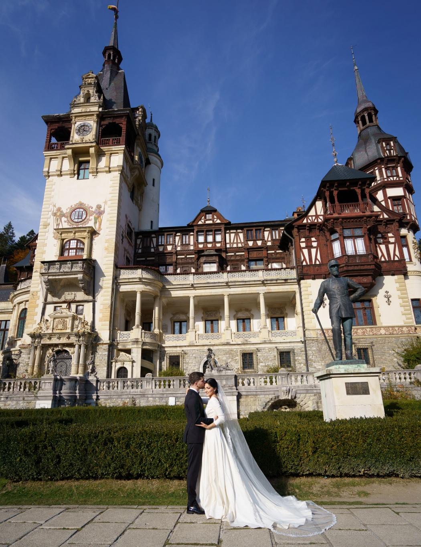 Fotografie de nunta, sedinta foto