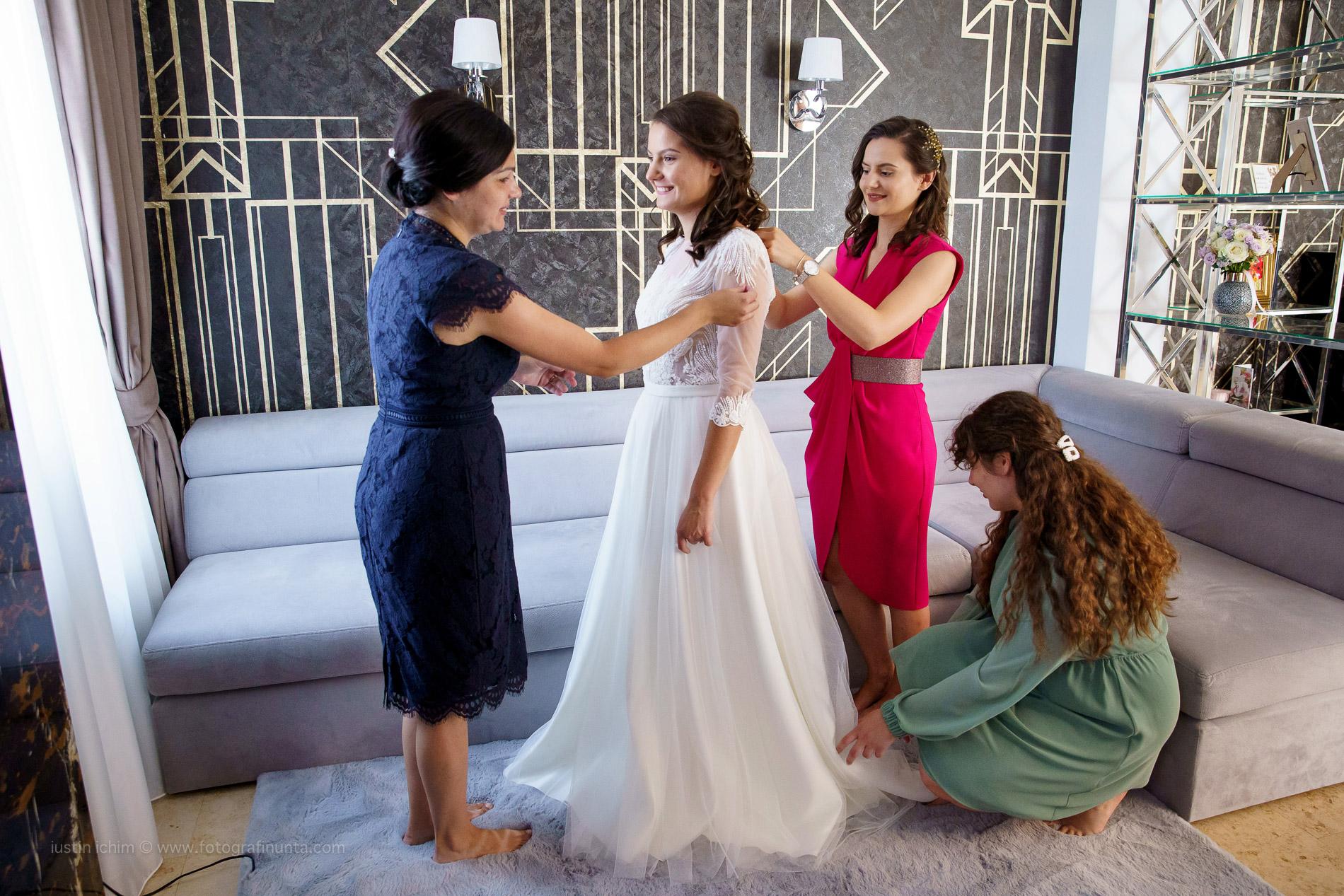 Pregatiri mireasa, pregatiri de nunta